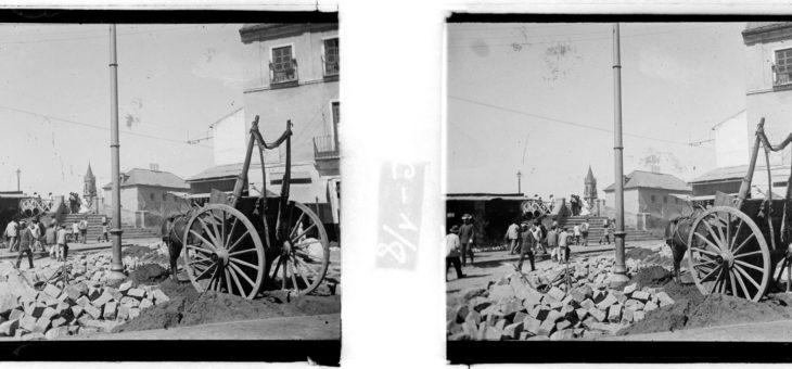 Colección de estereoscopías (ca.1900-ca.1930). Archivo fotográfico JAMER.