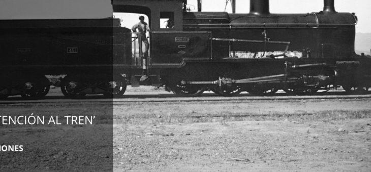 7-6-2017 / 23-6-2017. Exposición ¡Atención al Tren! La Térmica. Marbella.