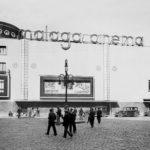 Fotografía del Málaga Cinema hacia 1935