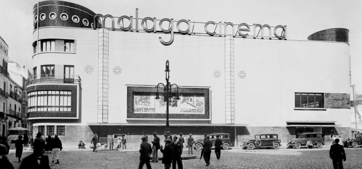 El desaparecido Málaga Cinema. Edificio único en el paisaje urbano malagueño