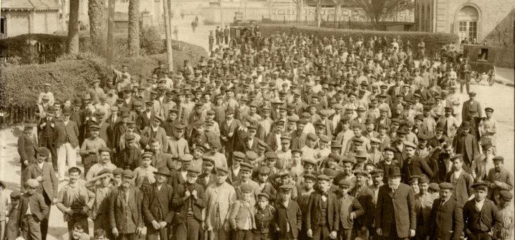 Fotografías de la Colección de Emilio Rennes de los Ferrocarriles andaluces (1900-1930)